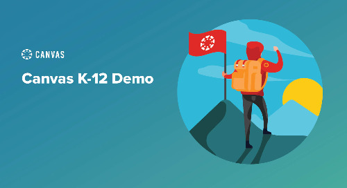 Canvas K-12 Demo