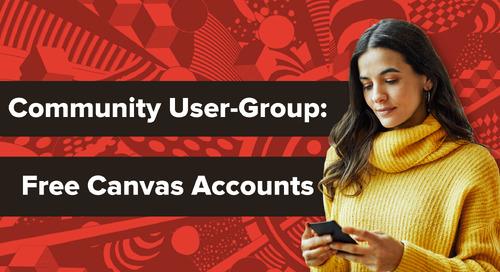 Canvas Community | User Group: Educators using Free Canvas Accounts