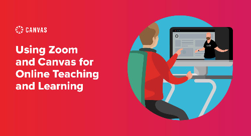 Level-up the Learning Experience with Canvas & Zoom
