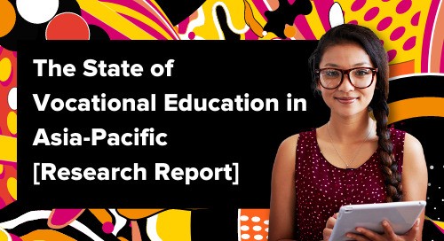 The State of Vocational Education in Asia-Pacific [2021 Research Report]