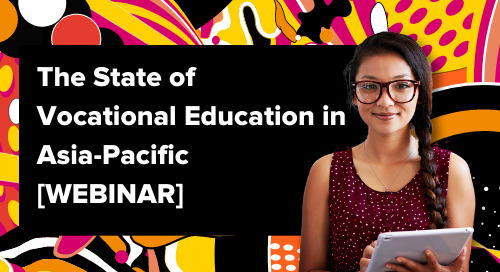 The State of Vocational Education in Asia-Pacific