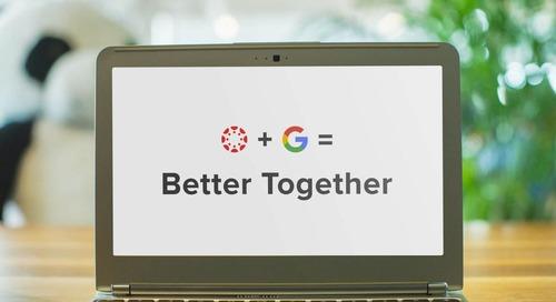 Google + Canvas = Mejores Juntos