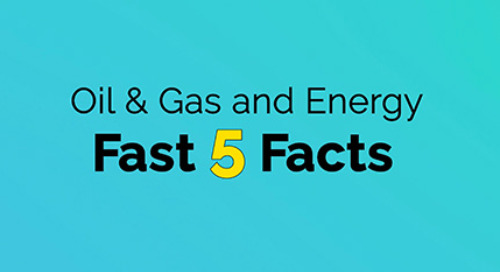 Cloud and Cyber Security Fast 5 Facts for Oil & Gas and Energy