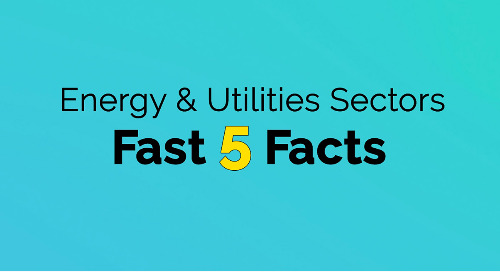 Cloud Security Fast Facts for Energy & Utilities Facts