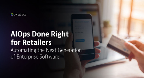 AIOps Done Right for Retailers
