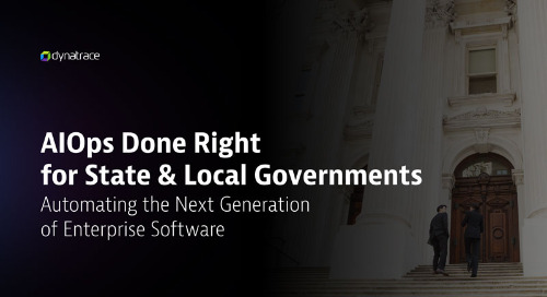 AIOps Done Right for State & Local Governments