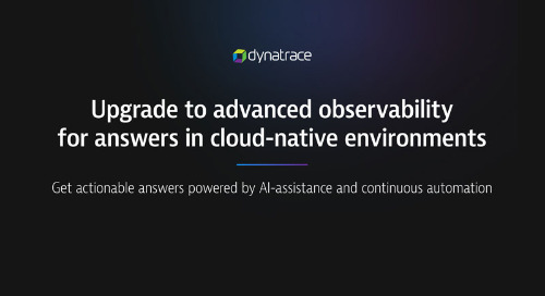Observability and beyond for the cloud
