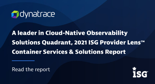 ISG Provider Lens™ Cloud-Native Container Services Report