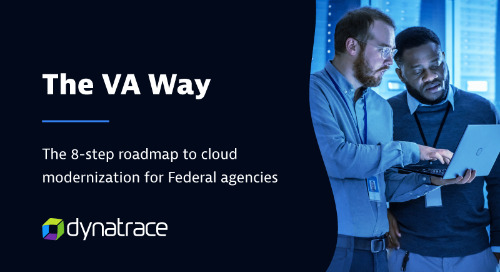 The 8-step roadmap to cloud modernization for Federal agencies
