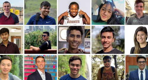 Productiv's Intern Class of 2021: Meet Our Protons!
