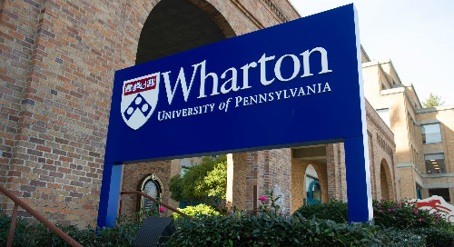 Customer Press Release: Wharton School