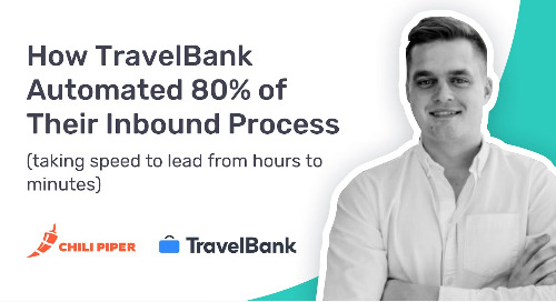 How TravelBank Automated 80% of Their Inbound Process