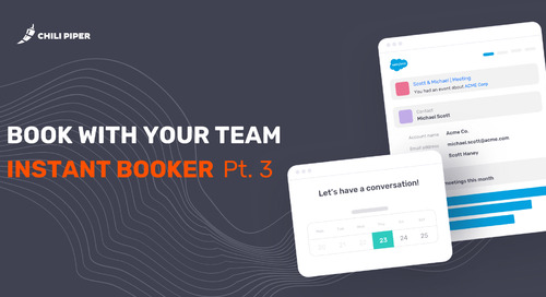 Use Instant Booker with Your Team