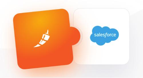 Salesforce Reports Using Chili Piper Fields
