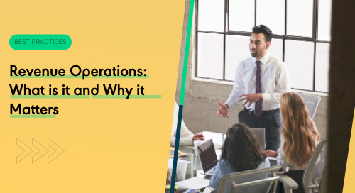 Revenue Operations: What is it and Why it Matters