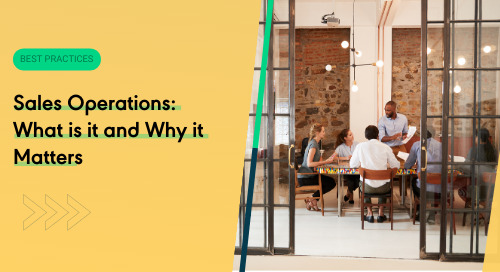 Sales Operations: What is it and Why it Matters