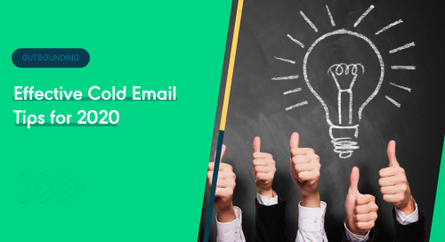 Effective Cold Email Tips for 2020