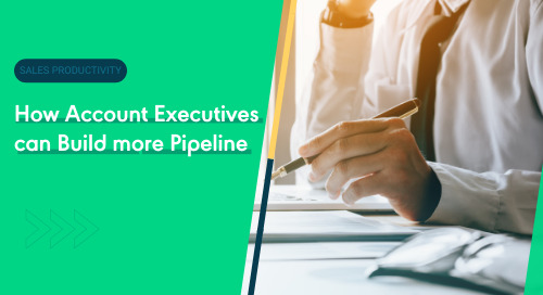 How Account Executives can Build more Pipeline