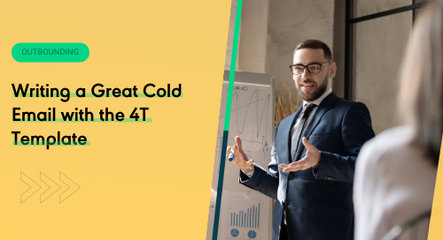 Writing a Great Cold Email with the 4T Template