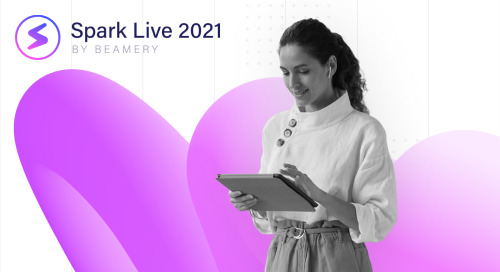 Join Spark Live 2021 and Put Your Talent First