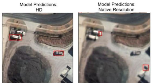 HD Satellite Imagery and Machine Learning: More Accurately Detect and Locate Features of Interest with Greater Consistency