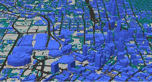 Telecommunications Bundle Map