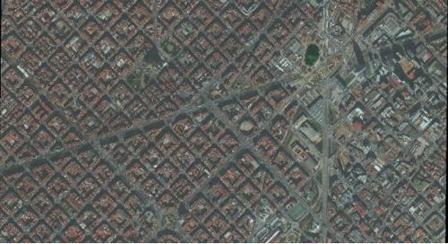 30 cm Map-ready (Ortho) | Barcelona, Spain