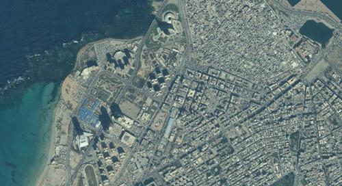 Map-Ready (Ortho), 30 cm | Tripoli