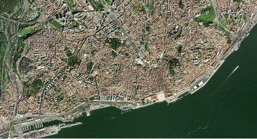 Dynamic Imagery Basemap | Lisbon