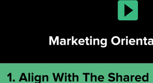 The right B2B marketing strategy doesn't start with marketing