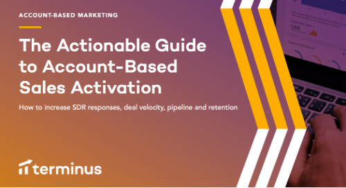 The Actionable Guide to Account-Based Sales Activation