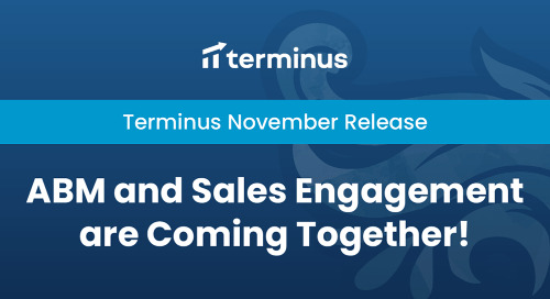 November 2020 Product Release: ABM and Sales Engagement Are Coming Together