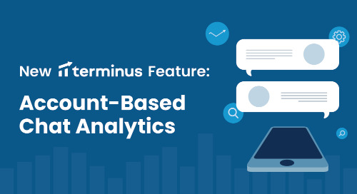 Your New Favorite Terminus Feature: Account-Based Chat Analytics