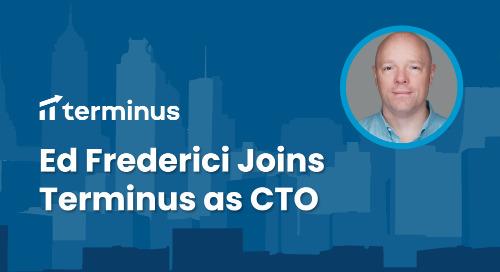Former Salesforce Marketing Cloud Executive Ed Frederici Joins Terminus as CTO