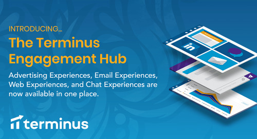 July Release: Introducing the Terminus Engagement Hub