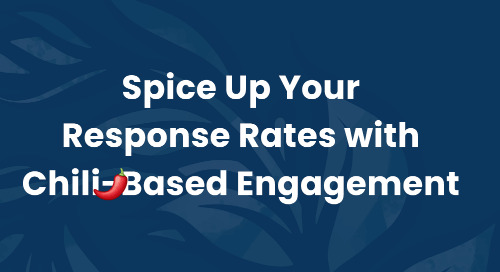 Spice Up Your Response Rates with Chili-Based Engagement