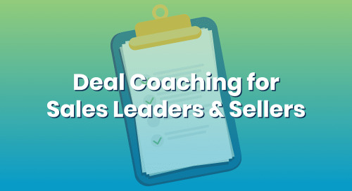 Strategic Account-Based Deal Coaching for Sales Leaders & Sellers