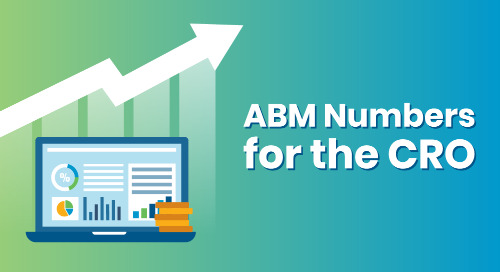 ABM ROI Numbers for the CRO