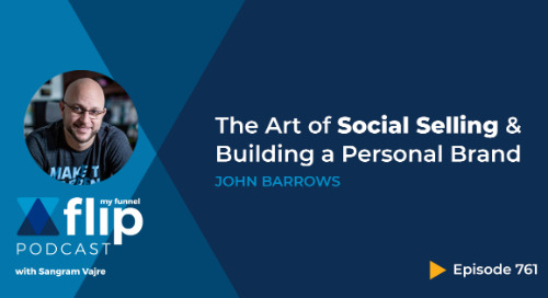 The Art of Social Selling & Building a Personal Brand