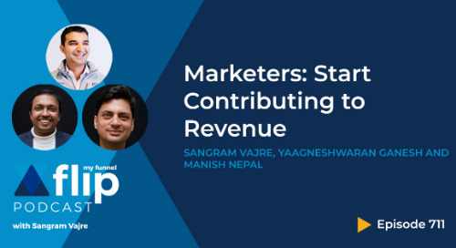 Marketers: Start Contributing to Revenue