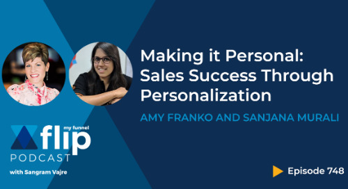 Making it Personal: Sales Success Through Personalization