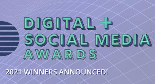 Terminus Is a 2021 PR NEWS Digital PR Award Winner