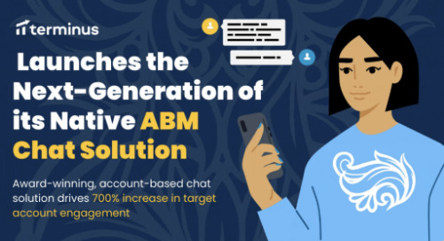 Terminus Launches the Next-Generation of its Native ABM Chat Solution