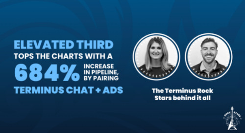 Elevated Third Tops the Charts With a 684% Increase in Pipeline, by Pairing Terminus Chat + Ads