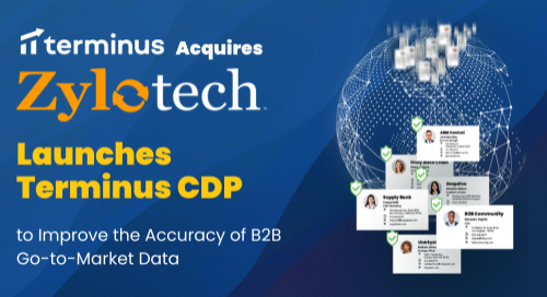 Terminus Acquires Zylotech to Dramatically Improve B2B Data Accuracy