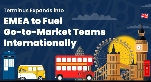 Terminus Announces Opening of London Office As Part of International Expansion