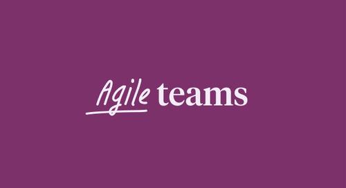 Agile Teams - PERF