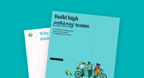 Build high performing teams