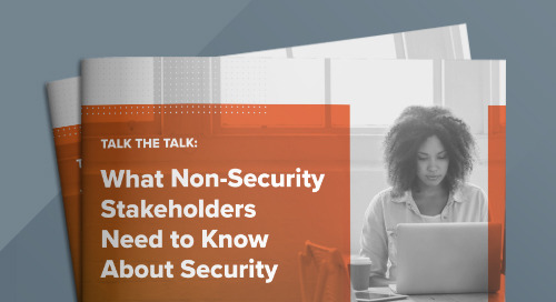 Talk the Talk: What Non-Security Stakeholders Need to Know About Security