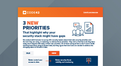 3 New Priorities That Highlight Why Your Security Stack Might Have Gaps